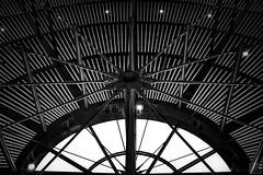 circles and lines (MAICN) Tags: glass architektur building mono dach linien gebäude linesymmetry bw glas blackwhite monochrome geometrisch light schwarzweis roof architecture licht einfarbig lines geometry sw