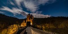 Burg Eltz im Mondschein (clemensgilles) Tags: château castillo castle burgeltz nightphotography astrophotographers astrofotographie longexposure deutschland eifel germany beautiful