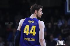 DSC_0297 (VAVEL España (www.vavel.com)) Tags: fcb barcelona barça basket baloncesto canasta palau blaugrana euroliga granca amarillo azulgrana canarias culé