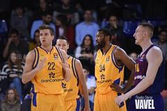 DSC_0230 (VAVEL España (www.vavel.com)) Tags: fcb barcelona barça basket baloncesto canasta palau blaugrana euroliga granca amarillo azulgrana canarias culé