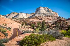 Road Trip (Brad Prudhon) Tags: 2018 mountcarmel october redrocks utah zionnationalpark