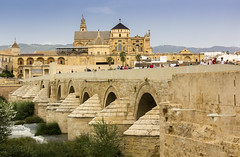 Cordoba (U2iano) Tags: cordoba andalucia andalusi españa spain puente bridge romano roman catedral cathedral mezquita mosque historico historic history historia
