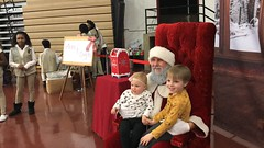 "Dani and Paul with Santa • <a style=""font-size:0.8em;"" href=""http://www.flickr.com/photos/109120354@N07/44623361530/"" target=""_blank"">View on Flickr</a>"