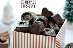 How to make dark chocolate at home (ASmallBite) Tags: homemade chocolate chocolates chocolat darkchocolate homemadechocolate chocolaterecipe dessert chirstmas christmasrecipes howto food recipes recipe asmallbite