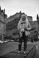DSC_8522.jpg (Vesperpiano) Tags: things castle blackandwhite digitalcameras scotland nikond750 places edinburgh