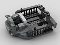 SW Imperial Cargo Speeder #1 (CommanderJonny1) Tags: starwars lego speeder