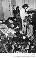 1990 college of st rose recording studio (albany group archive) Tags: albany ny history 1990 college st rose recording studio old photo photos photograph pciture pictures historic hidtorical vintage