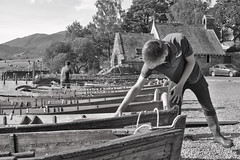 End of a Summer's Leisure at Derwentwater (tatzlum.photo) Tags: leisure derwentwater boats rowing lakedistrict