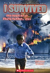 I Survived the Bombing of Pearl Harbor, 1941 (Vernon Barford School Library) Tags: laurentarshis lauren tarshis scottdawson scott dawson isurvived series 4 four survival adventurefiction adventurestories adventure adventures history historical historicalfiction fiction 1941 pearlharbor hawaii attackonpearlharbor attack world war 2 two ii worldwar worldwartwo worldwar2 worldwarii secondworldwar 2ndworldwar 2nd second military vernon barford library libraries new recent book books read reading reads junior high middle schoolvernonbarford paperback paperbacks softcover softcovers covers cover bookcover bookcovers 9780545206983 novel novels