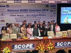 20141119_153432 (newsmsme) Tags: national msme conclave 2014