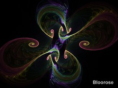 Fragment of Trapped Conclusion (bloorose-thanks 4 all the faves!!) Tags: apophysis apo fractal flame digital art abstract