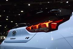 DSC_5388 (jd_vette) Tags: naias north american international auto show detroit 2019 hyundai veloster n