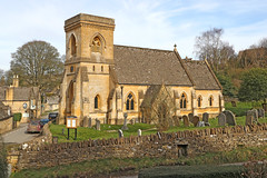 St Barnabas, Snowshill (Roger Wasley) Tags: st barnabas snowshill church cotswold stone cotswolds gloucestershire holy building history ancient victorian