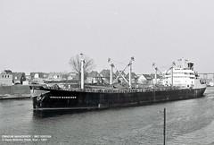 OMNIUM WANDERER (5263384) (HWDKI) Tags: omniumwanderer imo 5263384 schiff ship vessel hanswilhelmdelfs delfs kiel nordostseekanal nok kielcanal rendsburg bulkcarrier tanker tankschiff bulker massengutfrachter t2sea1