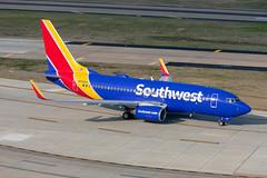 N793SA Boeing 737-700 Southwest (SamCom) Tags: swa southwest southwestairlines 737 boeing 737700 kdal dal dallaslovefield lovefield n793sa