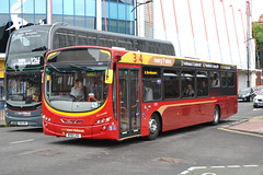 National Express West Midlands 2021 BX61LKG (Will Swain) Tags: wolverhampton 20th july 2018 birmingham west midland midlands city centre bus buses transport travel uk britain vehicle vehicles county country england english nxwm nx national express 2021 bx61lkg