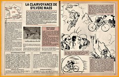 1939 TDF The Clairvoyance of Sylvère Maes (Sallanches 1964) Tags: tourdefrance 1939 secondworldwar 19391945 roadcycling pellos lagrandeboucle othertimescycling