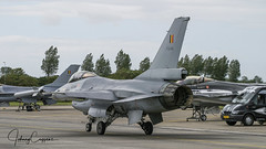General Dynamics F-16AM Fighting Falcon   'FA-114' (JohnC757) Tags: belgianairforce belgischeluchtmacht comopsair ebfn f16a f16am fa114 forçeaériennebelge generaldynamicsf16amfightingfalcon koksijde koksijdeairbase