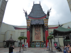 Florida Day 10 - 032 Disneys Hollywood Studios Chinese Theatre (TravelShorts) Tags: disneys hollywood studios mgmstudios mickey mouse toy story land slinky dog minnie scifi dinein theater walt disney world disneyworld starwars red carpet dreams olaf frozen character meet greet pizzarizzo indianajones epic stunt spectacular store outlet donut joffreys scoops ice cream rock n roller coaster tower hotel twilight zone terror beauty beast liveonstage alien swirling saucers mania buzz light year jessie woody abc commissary cupcake cheese burger fish chicken tenders star tours