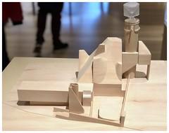 Šerefudinova Bijela Džamija (model) (aiva.) Tags: newyork usa nyc ny museum moma yu concreteutopia art model architecture jugoslavija југославија visoko bosna bosnia yugoslavia spomenik