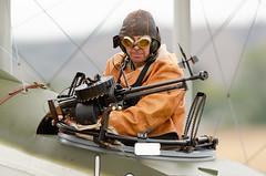 Airco DH4 Rear Gunner, Wings over Wairarapa 2019, Masterton, NZ - 23/2/19 (Grumpy Eye) Tags: nikon d7000 nikkor 300mm 28 wingsoverwairarapa2019 airco dh4 rear gunner