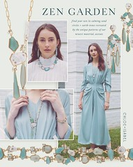 Find Your #Zen In #Calming #Sand Circles + #Earth Tones In Our #ZenGarden Mini-Collection, Part Of Our #NewArrivals In Our #TravelGuide: #Kyoto #Shop This Collection + More At: www.chloeandisabel.com/boutique/thecelticpearl  #New #NewArrivals #Japan #Kyot (thecelticpearl) Tags: jewelry trending new zen sand kyoto boutique japan accessories thecelticpearl newarrivals chloeandisabel calming earth shop travel trendy travelguide candi style zengarden fashion shopping