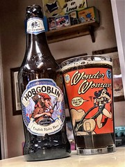 2019 067/365 3/08/2019 FRIDAY - Hobgoblin  Brewed by:  Wychwood Brewery Company Ltd  England, United Kingdom wychwood.co.uk   Style: English Extra Special / Strong Bitter (ESB)   Alcohol by volume (ABV): 5.20% (_BuBBy_) Tags: 2019 067365 3082019 friday 067 67 365 67365 days 365days hobgoblin brewed by wychwood brewery company ltd england united kingdom wychwoodcouk style english extra special strong bitter esb alcohol volume abv 520 beer ale ruby beverage libation drink