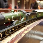 LSWR D15 with a rake of carriages thumbnail