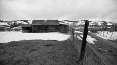 Ranch house (GREGCIRCANOW) Tags: idaho house landscape farm