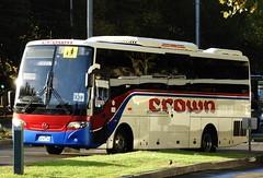 4141AO (damoN475photos) Tags: 4141ao crowncoaches nunawading 41 mercedesbenzoh1228 bcifbz6960brz2 artcentre metro trainreplacement 2019