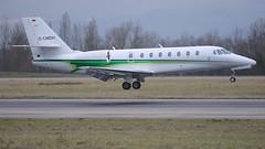 D-CMDH (Breitling Jet Team) Tags: dcmdh eaviation euroairport bsl mlh basel flughafen lfsb eap