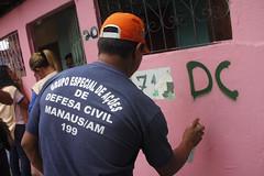 Manaus 09.04.19. peração sos cheia 2019.