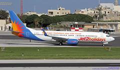 G-GDFZ LMML 14-03-2019 Boeing 737-86Q CN 30276 (Burmarrad (Mark) Camenzuli Thank you for the 17.2) Tags: ggdfz lmml 14032019 boeing 73786q cn 30276
