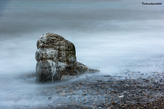 The Rock Monster at Ogmore Beach (technodean2000) Tags: the rock monster ogmore beach south wales uk ©technodean2000 welsh nikon d810 lightroom photographer technodean2000 lr ps photoshop nik collection flick photo flickr wwwflickrcomphotostechnodean2000 www500pxcomtechnodean2000 people