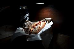 Hot dog (It's me Gio) Tags: streetfood street gastronomy tasty sausage local food dishes photography foodporn foodphotography hotdog beer fastfood austria vienna tastes falvors goodflavor restaurant