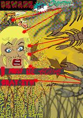 B movie Jess Varient 3 final (Lillie_Kitty) Tags: digital posters constructivism bmovie
