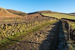 The track round Shire Hill (Maria-H) Tags: path peakdistrict glossop highpeak derbyshire uk olympus omdem1markii panasonic 1235