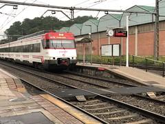 Estación de Ollargan (inigo.vanaman) Tags: spain españa station estación ollargan bilbao cercanias train tren renfe