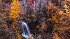 Dry Falls (Gary Heaton) Tags: waterfall waterfalls highlands north carolina nc fall autumn
