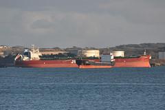 Tolmin  &  Yves Jacob - Cobh - 19-10-11 (MarkP51) Tags: tolmin yvesjacob cobh cocork ireland ship boat vessel sunshine sunny maritimephotography nikon d5000