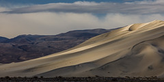 Sand Dune Short Panorama (Jeff Sullivan (www.JeffSullivanPhotography.com)) Tags: death valley national park sand dunes desert usa landscape nature travel photography canon eos 5dmarkiv road trip photo copyright 2019 jeff sullivan february panorama storm light