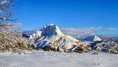 Zion: Kolob Terrace (swissuki) Tags: us ut winter zion national park