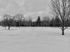 Winter, London, Ontario