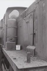 3 fowler long bonnet air tank (Daveynorth) Tags: ropley fowler 040dm 22889 diesel mechanical
