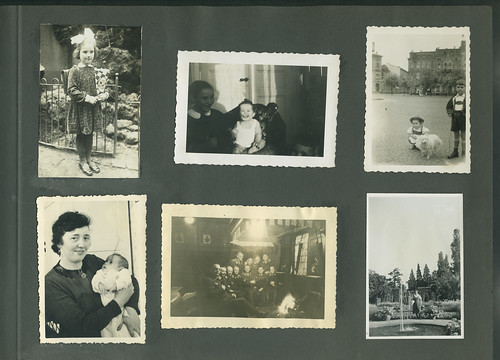 AlbumC294 Gesamtseite 40, 1930-1950er