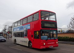 National Express West Midlands Dennis Trident 2/Alexander ALX400 4353 (BX02 AVJ) (Liam1419) Tags: bx02avj 4353 alexanderalx400 dennistrident2 nationalexpresswestmidland