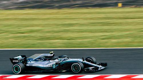 Valtteri Bottas, Mercedes-AMG 2018