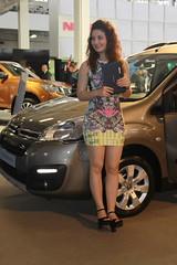 autoshow Girl (themax2) Tags: 2016 croatia zagabria zagreb auto show autoshow girl high heels legs miniskirt zagrebautoshow highheels