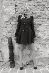Eve ... FP7325M (attila.stefan) Tags: stefán stefan attila aspherical autumn fall ősz 2018 evelin eve girl győr gyor beauty pentax portrait portré k50
