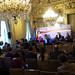 Mesa redonda 'Sectores en crecimiento  telecomunicaciones e infraestructuras', celebrada el 1 de marzo de 2019.